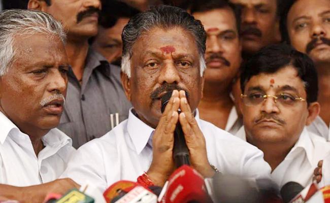 Tamil Nadu: Panneerselvam Elected As AIADMK Deputy Legislative Party Leader - Sakshi