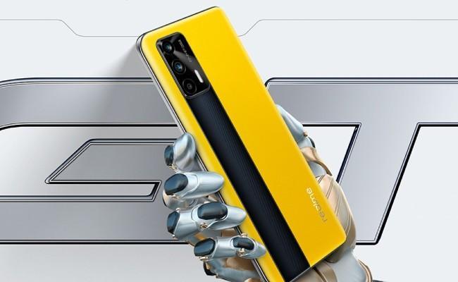 Realme GT 5G Launch With 120Hz Display, Snapdragon 888 SoC - Sakshi