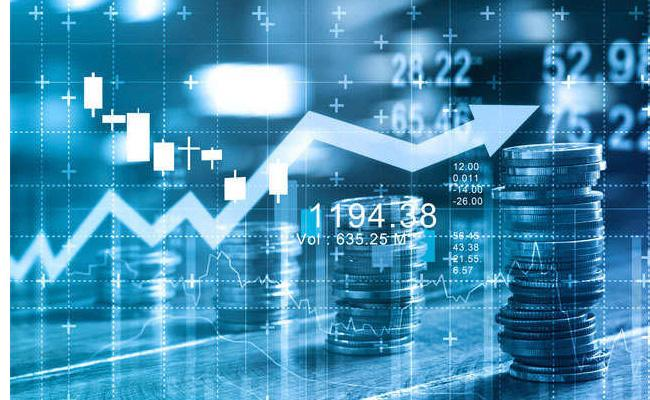 The Nifty Lost 194 Points But Gained 13 Pounds To Close At 15812 Up 15800  - Sakshi
