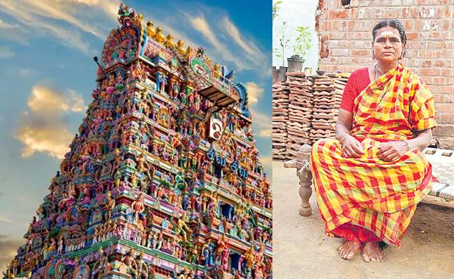 Tamil Nadu Government Ready To Appoints Lady Priest In Temples - Sakshi