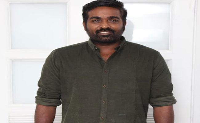 Vijay Sethupathi Donates Huge Amount To Tamil Nadu CM Relief Fund - Sakshi