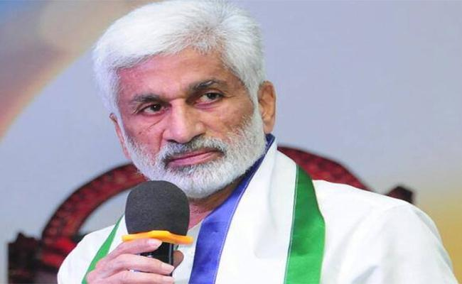 Vijayasai Reddy Criticise On Chandrababu Naidu Over Sonusood Meeting - Sakshi