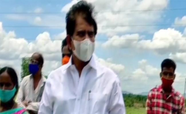 Tdp Leader Devineni Uma Insulted in Mylavaram - Sakshi