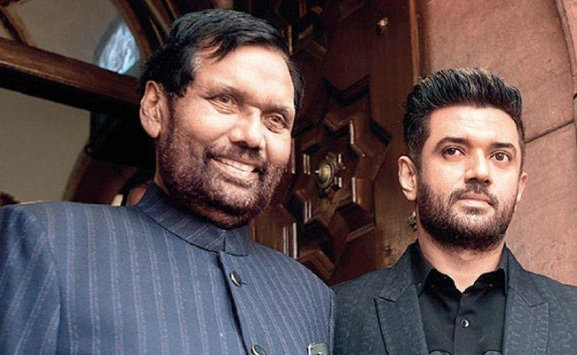 Chirag Paswan Says Son Of A Lion Ready To Legal Fight Over Rebels - Sakshi