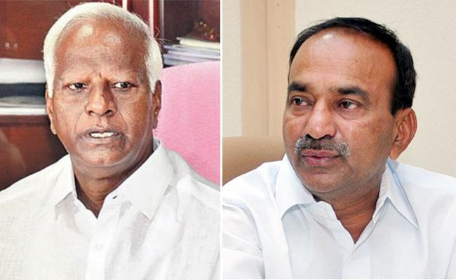 TRS Leader Kadiyam Srihari Slams Etela Rajender Over Joining BJP - Sakshi