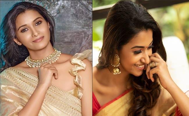 Priya Bhavani Shankar Replied To Netizen Who Ask To Her For Marriage Procedure - Sakshi