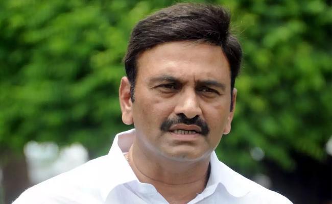 MP Raghu Rama Krishnaraja Remand Extension - Sakshi