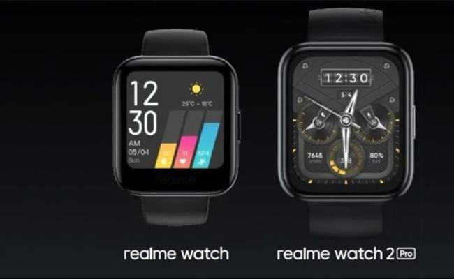 Realme launched Realme Watch 2 realme watch Pro check details here  - Sakshi