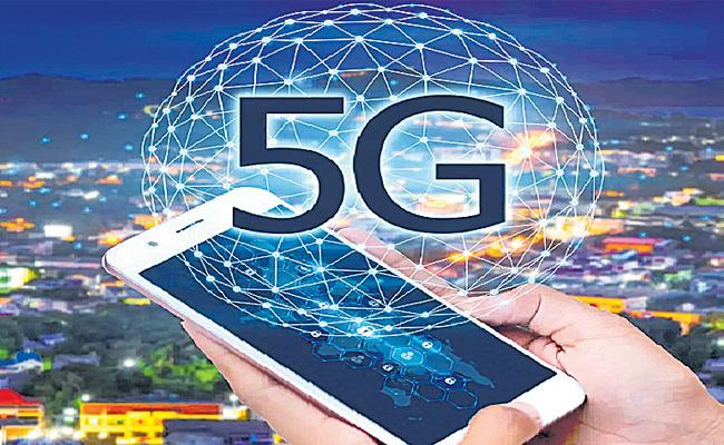 ericsson Survey: 5G Users Almost 33 Crore In India - Sakshi