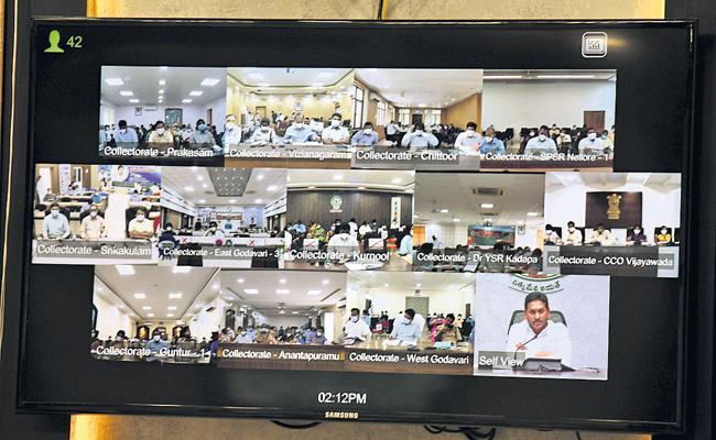 Banking services up to Rythu Bharosa Centres level - Sakshi