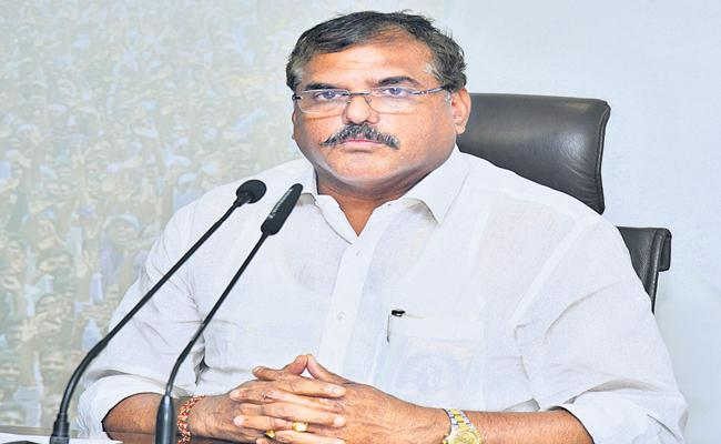 Property tax increase does not exceed 15 percent - Sakshi