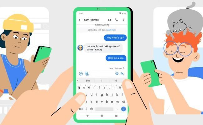 Google Announces E to E Encryption For Messages, Earthquake Alerts - Sakshi