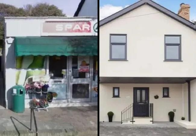 Wales Woman Transforms A Derelict Retail Store Into Rs 5.16 Crore Home - Sakshi