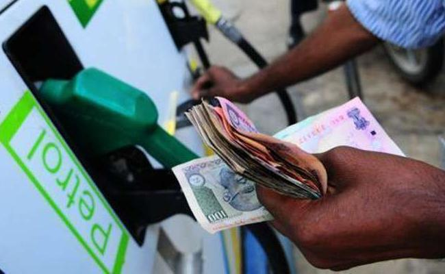 Increase India Fuel Sales Fuel Sales Lockdown Restrictions Ease - Sakshi