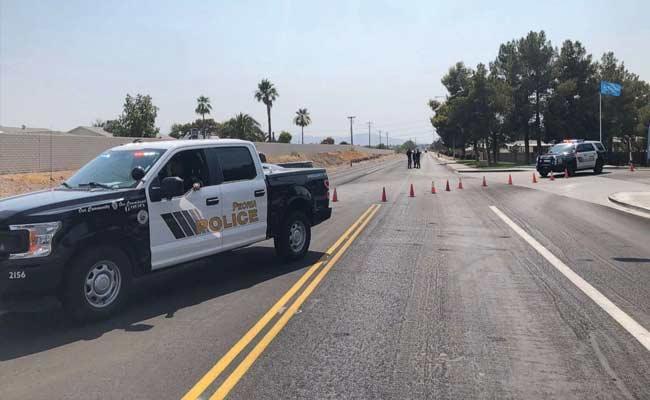 Drive By Shooting Spree Dozens Of People Injured In US - Sakshi
