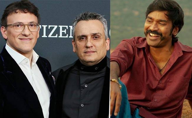 Netflix Jagame Thandhiram Release Russo Brothers Wished Dhanush  - Sakshi