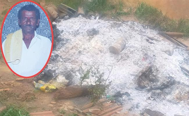 Elderly Man Takes Life Over Taking Back His Double Bedroom House - Sakshi