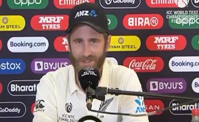 WTC: Kane Williamson Confident We Are Playing With Best Team In World - Sakshi