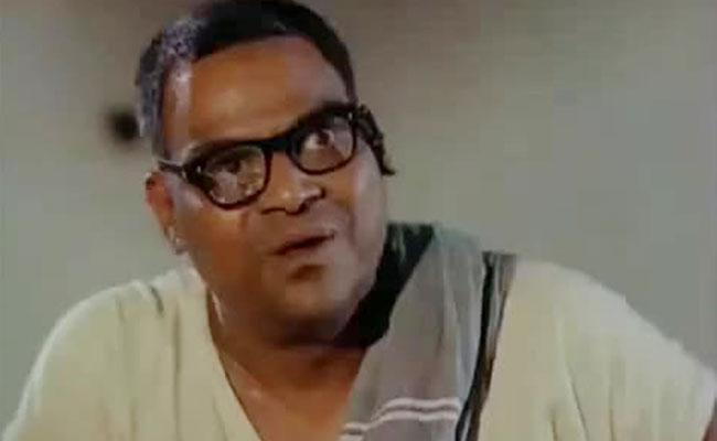 Rama Naidu First Rejects Kota Srinivasa Rao In Aha Naa Pellanta Movie - Sakshi