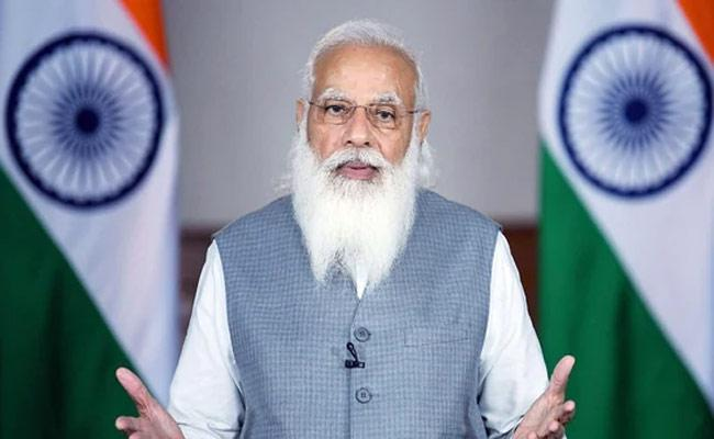 PM Modi Global Approval Rating At 66 Percent, Highest Among World Leaders - Sakshi