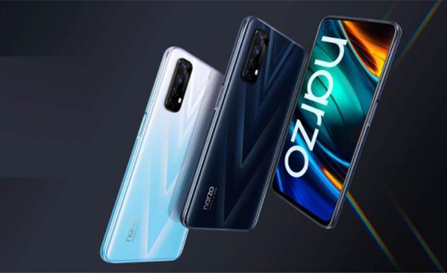 Realme Narzo series 30 5G, Narzo 30 4G launching in India on June 24  - Sakshi