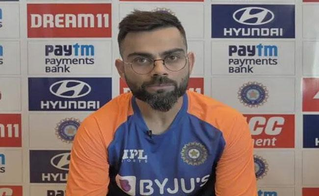 WTC Final: Win Or Lose This game Does Not Stop Us From Playing Cricket Says Kohli - Sakshi