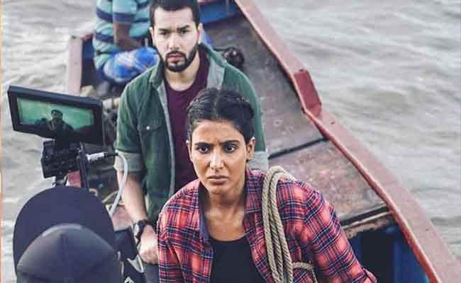 Delhi Actor Shahab Ali Said About Samantha - Sakshi