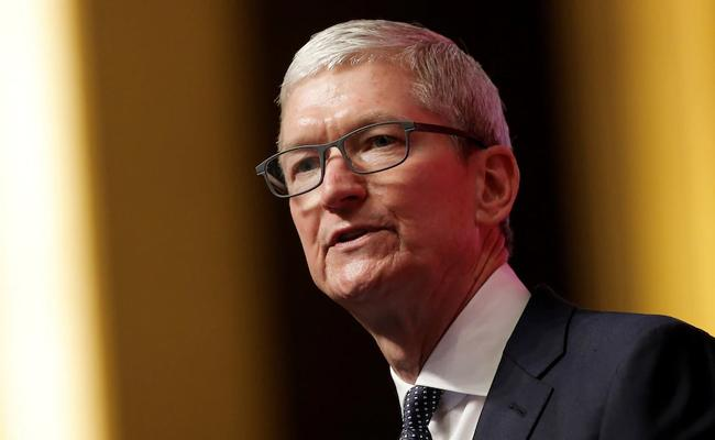 Apple CEO Tim Cook Says Android Has 47 Times More Malware - Sakshi