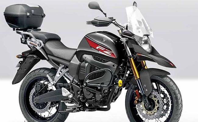 Yamaha Launched FZ-X In India  - Sakshi