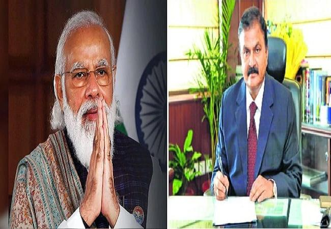 DPIIT Secretary Guruprasad Mohapatra no more COVID related complications - Sakshi