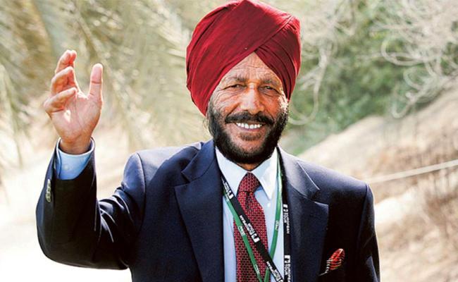 Milkha Singh: sportsBusiness, cinema people Pays Tribute - Sakshi