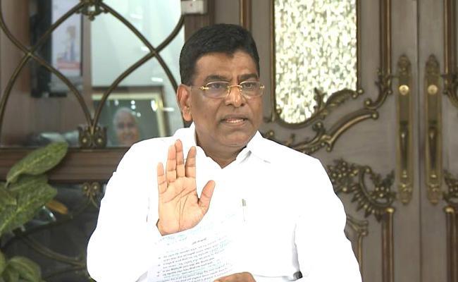 Nama Nageswara Rao Comments On ED Investigation On Madhucon Group - Sakshi