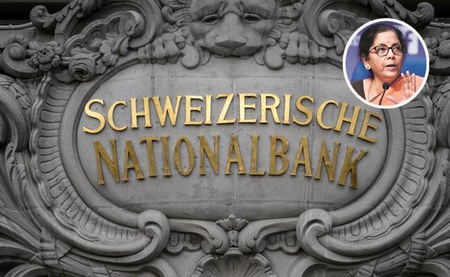Swiss Bank Black Money Indians Increase Finance Ministry Rejects  - Sakshi
