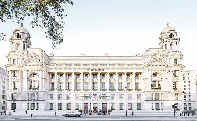 Hinduja Announce Launch Sale Of London Old War Office  - Sakshi