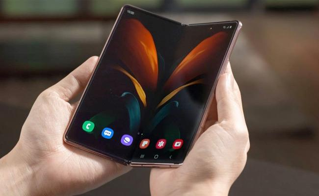 Samsung Planning To Grab Fold And Flip Phones Market By Introducing Galaxy Z Fold 3, Galaxy Z Flip 3 Models  - Sakshi
