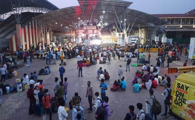 COVID Third Wave To Hit Maharashtra In 1-2 Months - Sakshi