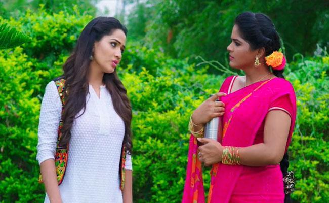 Karthika Deepam Serial: Bhagyalakshmi Decides To Help Karthik And Deepa - Sakshi