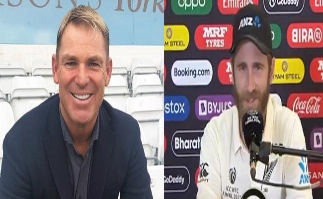 WTC Final: Shane Warne Disappointed On New Zealand Play Without Spinner - Sakshi
