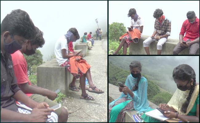 Kerala: StudentsTravel 6 Km Daily Reach Location Internet Connectivity  - Sakshi