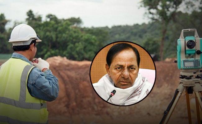 Land digital Survey Start in Telangana From June 11 2021 - Sakshi