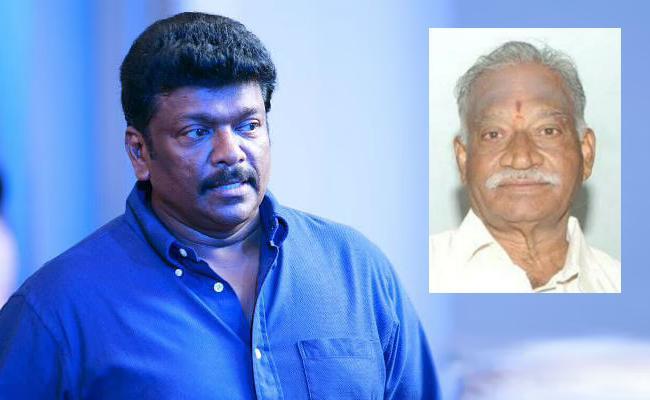 Director Parthiban Desingus Father Passed Away Due To COVID -19 - Sakshi