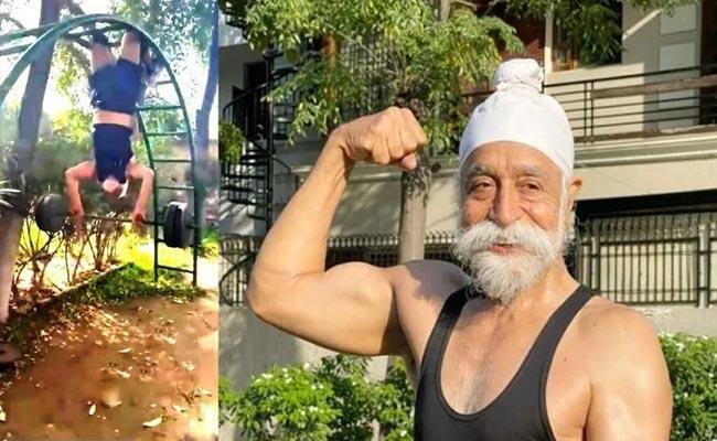 Tripat Singh Inspires People With Fitness Journey In Mumbai - Sakshi