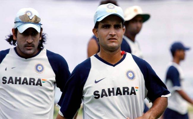 It Took About Ten Days To Convince Sourav Ganguly To Let Dhoni Play For East Zone Says Kiran More - Sakshi