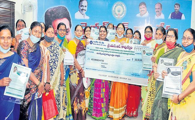 Huge Priority for Kapu People In CM Jagan Govt - Sakshi