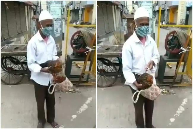 Lockdown Karnataka Man Tells Cops That His Hen Has Constipation Issues - Sakshi