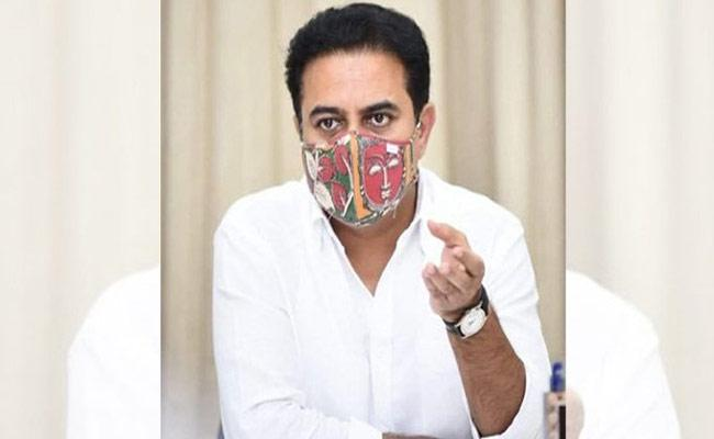 Minister KTR Responds to Block Fungus Patient in Twitter - Sakshi