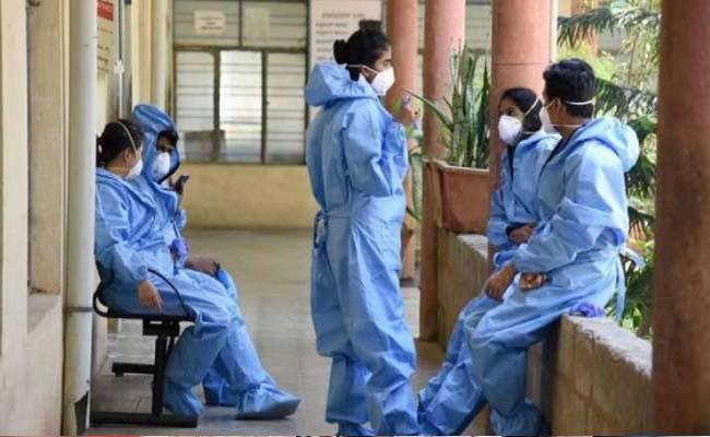 India Covid-19 Cases And Deaths In May Highest In World For Any Month - Sakshi