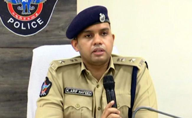 Guntur Urban SP Said Investigating Incident Of Attack On Lovers - Sakshi
