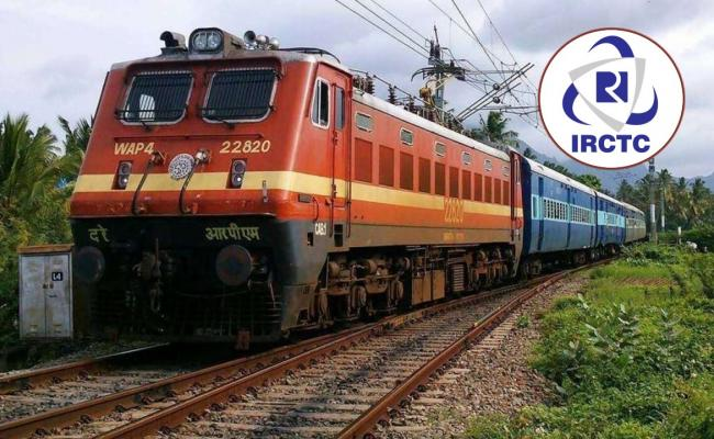 IRCTC introduces major changes for online railway booking - Sakshi