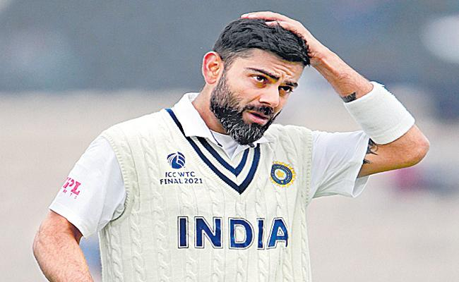 India 146 for 3 as bad light forces early stumps on Day 2 - Sakshi